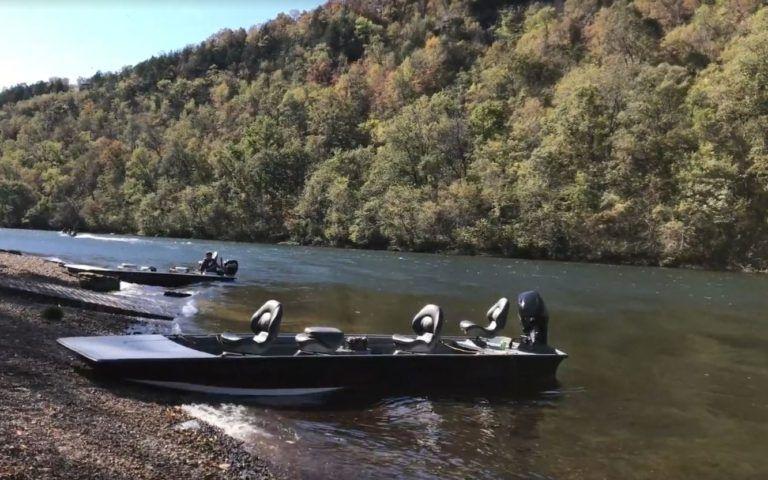aluminum boat arkansas