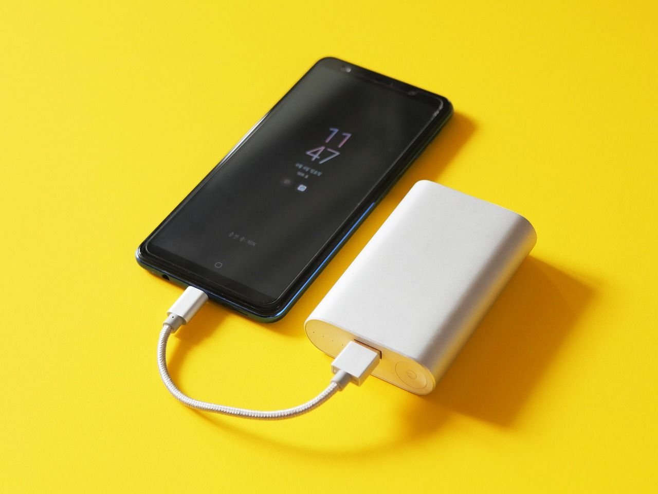 power bank for camping