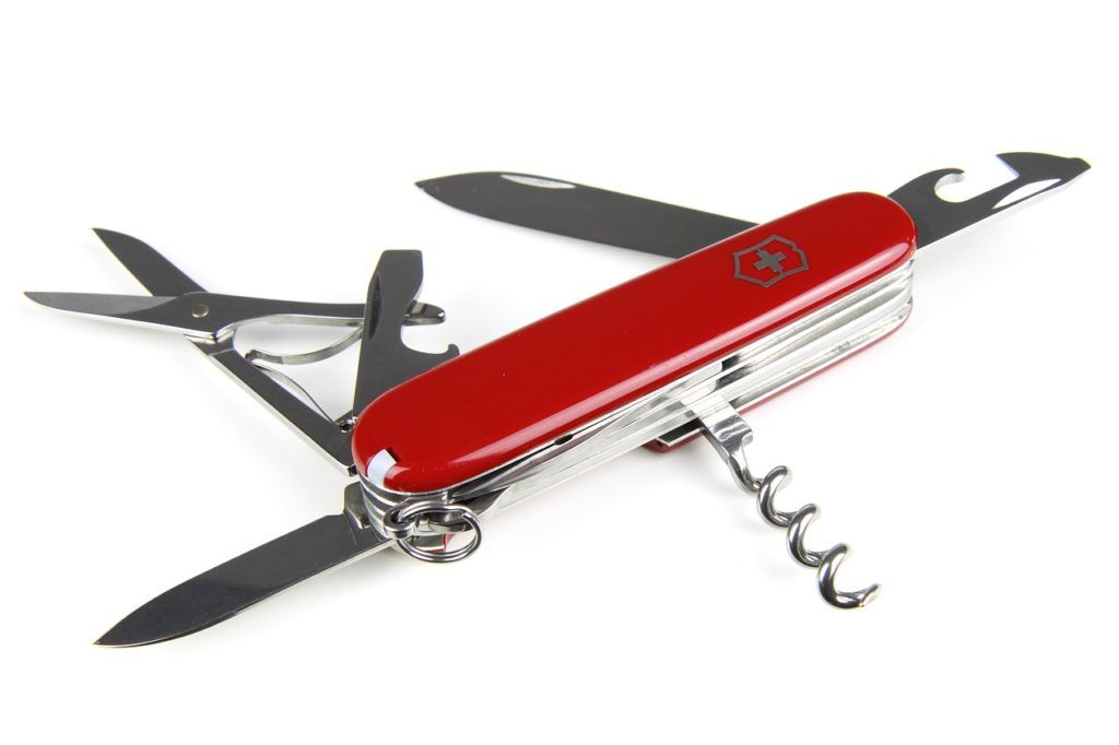 victorinox swiss army tools